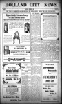 Holland City News, Volume 38, Number 48: December 2, 1909 by Holland City News