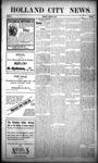 Holland City News, Volume 39, Number 3: January 20, 1910