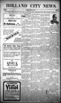 Holland City News, Volume 39, Number 4: January 27, 1910