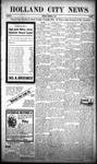 Holland City News, Volume 39, Number 5: February 3, 1910