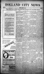 Holland City News, Volume 39, Number 6: February 10, 1910