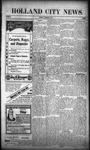 Holland City News, Volume 39, Number 8: February 24, 1910