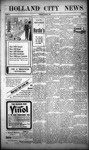 Holland City News, Volume 39, Number 9: March 3, 1910