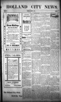 Holland City News, Volume 39, Number 11: March 17, 1910