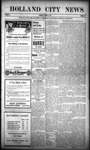 Holland City News, Volume 39, Number 13: March 31, 1910