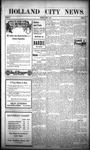 Holland City News, Volume 39, Number 14: April 7, 1910
