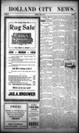 Holland City News, Volume 39, Number 17: April 28, 1910