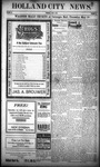 Holland City News, Volume 39, Number 18: May 5, 1910