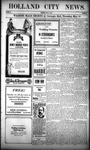 Holland City News, Volume 39, Number 19: May 12, 1910
