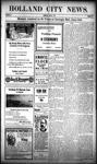 Holland City News, Volume 39, Number 23: June 9, 1910