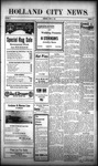 Holland City News, Volume 39, Number 24: June 16, 1910
