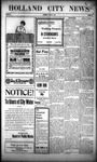 Holland City News, Volume 39, Number 25: June 23, 1910