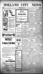 Holland City News, Volume 39, Number 26: June 30, 1910