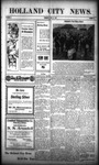 Holland City News, Volume 39, Number 28: July 14, 1910 by Holland City News