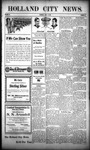 Holland City News, Volume 39, Number 29: July 21, 1910 by Holland City News