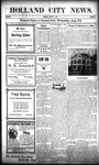 Holland City News, Volume 39, Number 32: August 11, 1910 by Holland City News