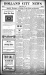 Holland City News, Volume 39, Number 33: August 18, 1910 by Holland City News