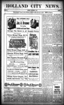 Holland City News, Volume 39, Number 37: September 15, 1910 by Holland City News