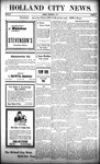 Holland City News, Volume 39, Number 38: September 22, 1910 by Holland City News