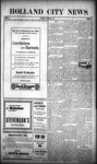 Holland City News, Volume 39, Number 40: October 6, 1910 by Holland City News