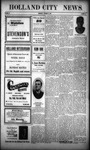 Holland City News, Volume 39, Number 43: October 27, 1910 by Holland City News