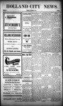 Holland City News, Volume 39, Number 45: November 10, 1910 by Holland City News