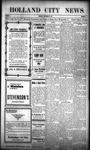 Holland City News, Volume 39, Number 47: November 24, 1910 by Holland City News