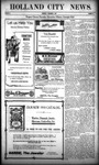 Holland City News, Volume 39, Number 49: December 8, 1910 by Holland City News