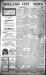 Holland City News, Volume 40, Number 1: January 5, 1911
