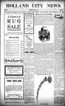 Holland City News, Volume 40, Number 4: January 26, 1911 by Holland City News