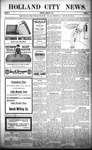 Holland City News, Volume 40, Number 6: February 9, 1911 by Holland City News