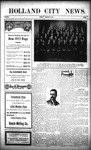 Holland City News, Volume 40, Number 7: February 16, 1911 by Holland City News