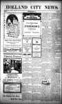 Holland City News, Volume 40, Number 11: March 16, 1911