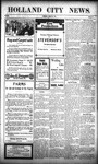 Holland City News, Volume 40, Number 12: March 23, 1911 by Holland City News
