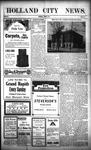 Holland City News, Volume 40, Number 14: April 6, 1911