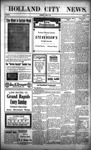 Holland City News, Volume 40, Number 15: April 13, 1911