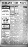 Holland City News, Volume 40, Number 17: April 27, 1911 by Holland City News