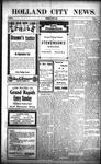 Holland City News, Volume 40, Number 21: May 25, 1911 by Holland City News