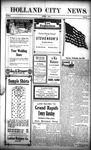 Holland City News, Volume 40, Number 23: June 8, 1911