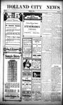 Holland City News, Volume 40, Number 24: June 15, 1911