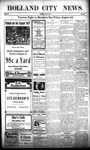Holland City News, Volume 40, Number 30: July 27, 1911 by Holland City News