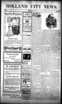 Holland City News, Volume 40, Number 36: September 7, 1911