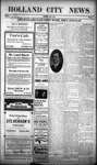 Holland City News, Volume 40, Number 37: September 14, 1911 by Holland City News
