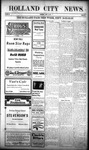 Holland City News, Volume 40, Number 38: September 21, 1911 by Holland City News