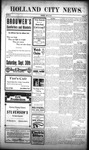 Holland City News, Volume 40, Number 39: September 28, 1911 by Holland City News