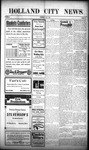 Holland City News, Volume 40, Number 40: October 5, 1911 by Holland City News