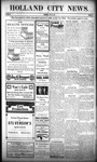 Holland City News, Volume 40, Number 42: October 19, 1911 by Holland City News