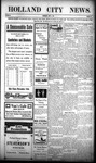 Holland City News, Volume 40, Number 44: November 2, 1911 by Holland City News