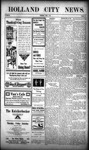 Holland City News, Volume 40, Number 45: November 9, 1911 by Holland City News