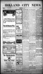 Holland City News, Volume 40, Number 46: November 16, 1911 by Holland City News